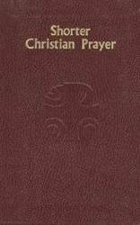 Shorter Christian Prayer christian prayer book, church goods, leather book, 408/10