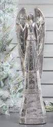 Silver Angel Statue
