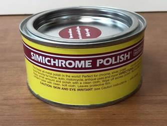 Simichrome Metal Polish 8.82Oz Simichrome Metal Polish, brass cleaner, bronze cleaner, tabernacle polish, candlestick polish