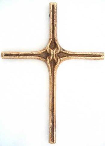 Simple Wedding Cross wall crucifix, wall cross, wedding gift, sacramental gift, new home gift, church cross, school cross