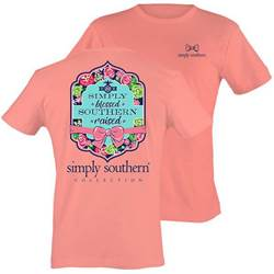 Blessed Simply Southern Shirt