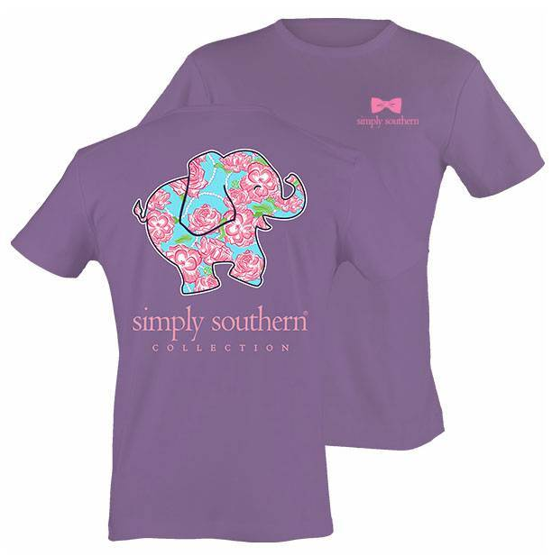 Simply Southern Elephant T-Shirt