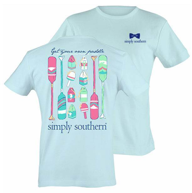 Simply Southern Get Your Own Paddle T-Shirt