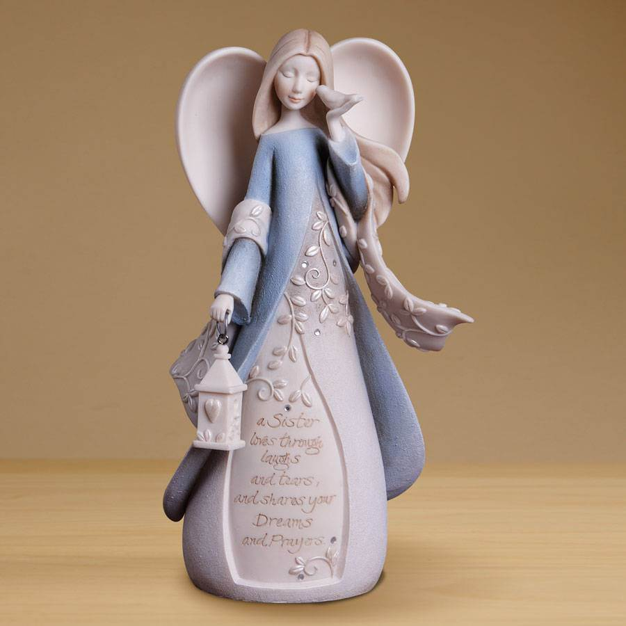 Sister Angel Figure