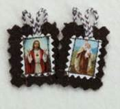 Small Cloth Scapular