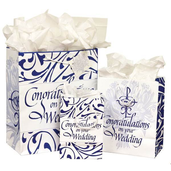 Small Wedding Gift Bag