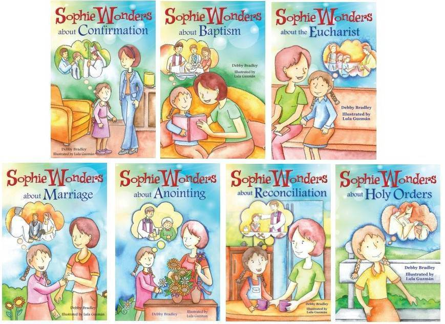 Sophia Wonders Series