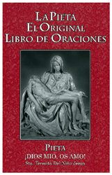 Spanish Version Pieta My God, How I Love Thee Prayer Book, Large Print