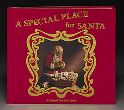 Special Place For Santa Book