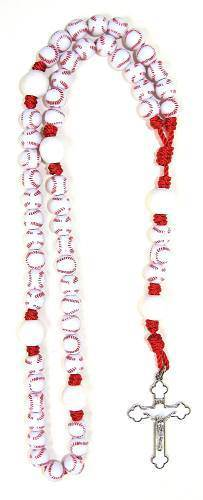 Sports Rosaries-Baseball - 11585