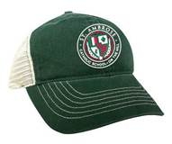 St. Ambrose Forest/Stone Trucker Cap