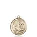St. Andrew the Apostle Necklace Solid Gold