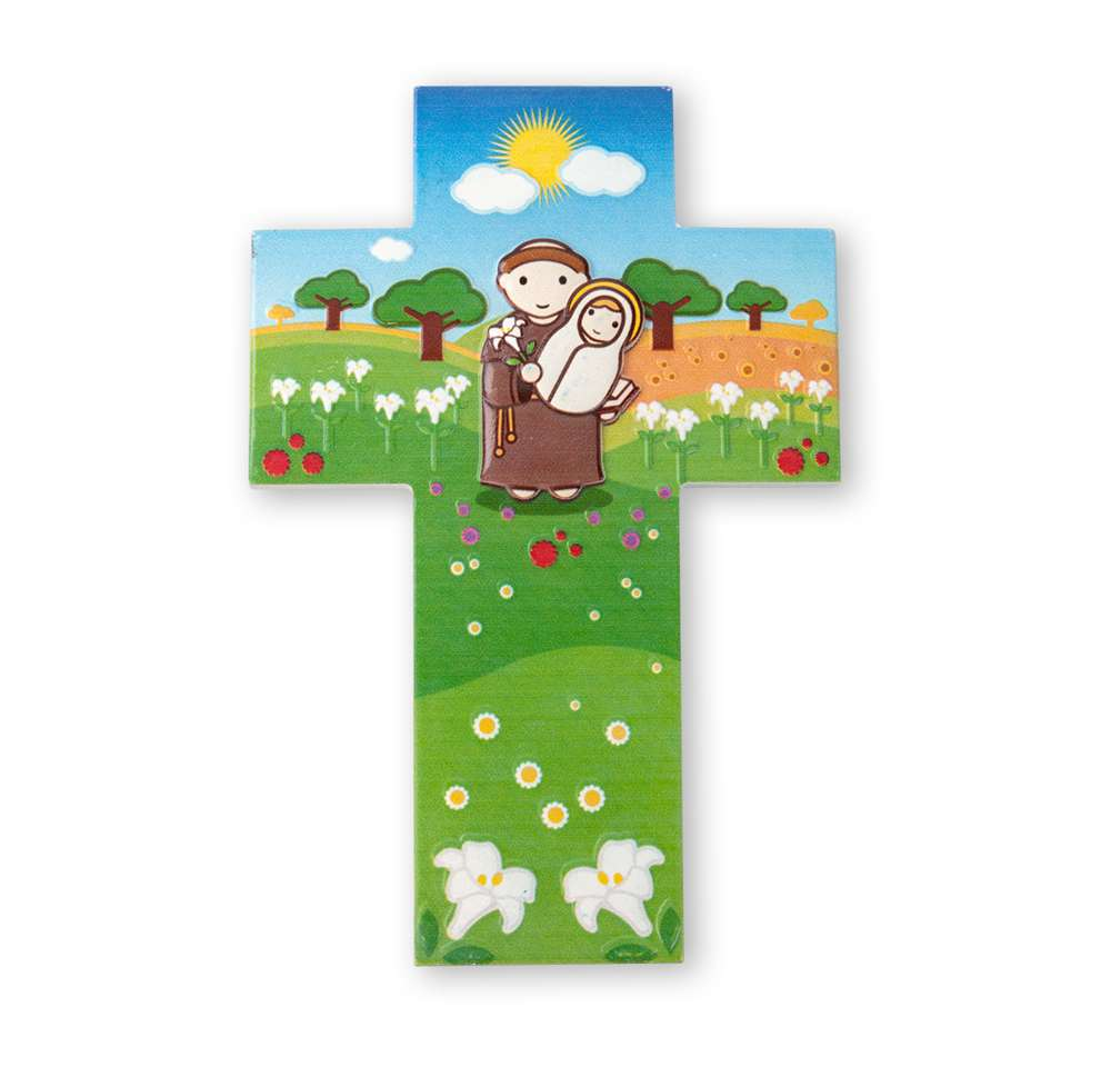 St. Anthony Wall Cross