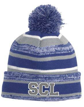St. Catherine Laboure Sideline Beanie with Embroidered Logo