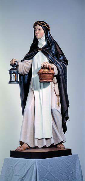 St. Catherine of Siena Statue - DM910