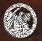 St. Christopher Travel Token