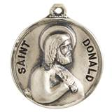 "St. Donald Pendant on 20"" Chain"