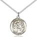 St. Felicity Necklace Sterling Silver