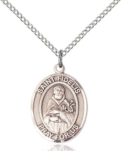 St. Fidelis Patron Saint Necklace
