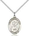 St. Frances of Rome Patron Saint Necklace