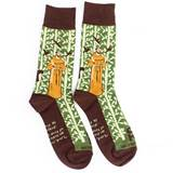 St. Francis of Assisi Socks - Adult