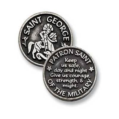 St. George Pocket Coin