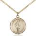 St. Gregory Necklace Sterling Silver
