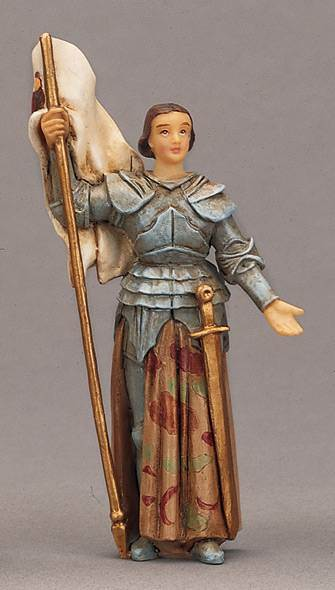 St. Joan Of Arc Statue