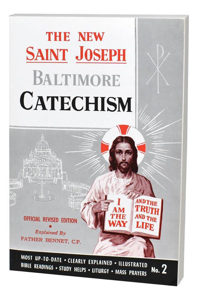 St. Joseph Baltimore Catechism (No. 2) Official Revised Edition