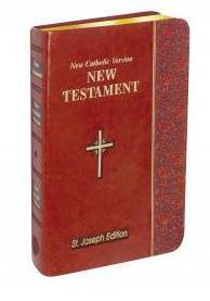 St. Joseph N.C.V. New Testament(Vest Pocket Edition)