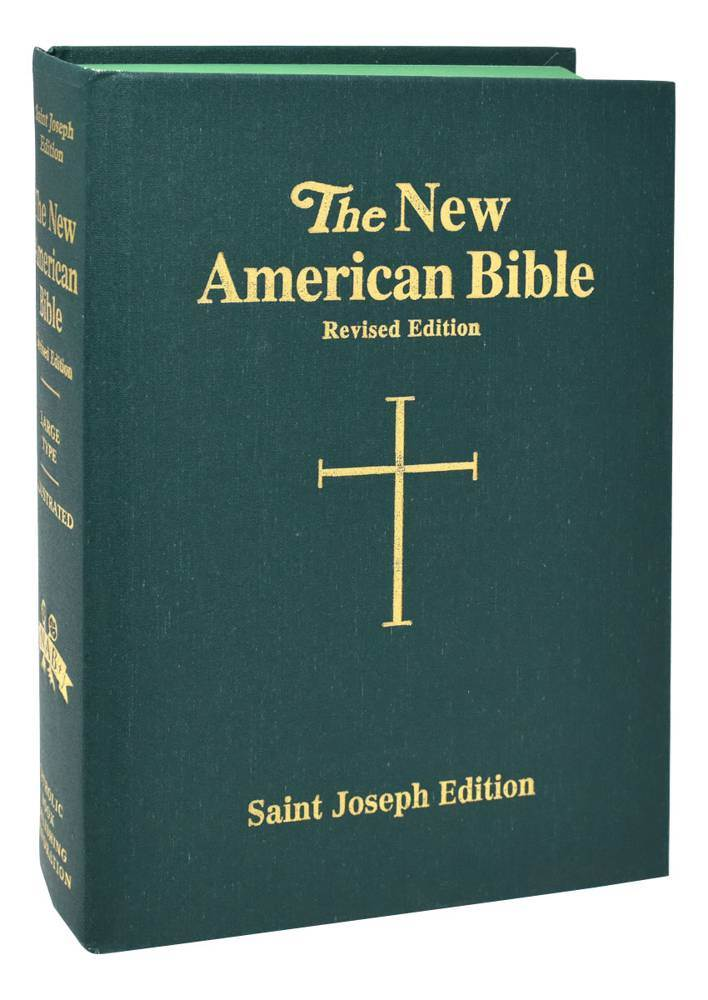 St. Joseph New American Bible (Deluxe Student Edition