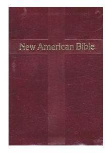 St. Joseph New American Bible-Personal Gift Size Edition
