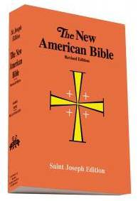 St. Joseph New American Bible- Student Edition (Full Size)
