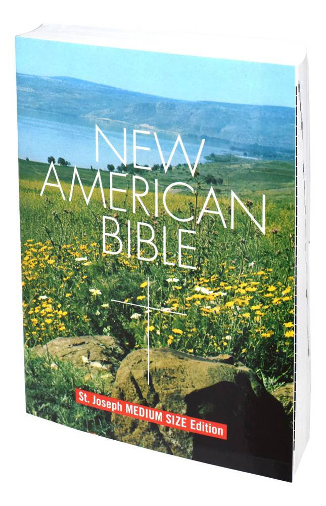 St. Joseph New American Bible Student Edition