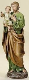 St. Joseph Statue *AVAILABLE AUGUST; ADVANCE ORDERS ACCEPTED NOW*