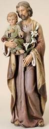 "36.75"" St. Joseph Statue *AVAILABLE LATE SEPTEMBER; ADVANCE ORDERS ACCEPTED NOW*"