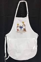 St Joseph Worlds Greatest Dad Chef/Baker Apron