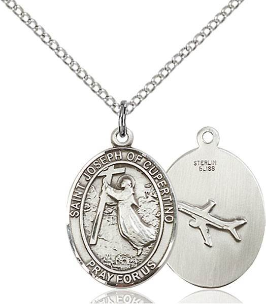 St. Joseph of Cupertino Patron Saint Necklace