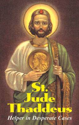 St. Jude Thaddeus, Helper in Desperate Cases