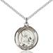 St. Madeline Necklace Sterling Silver