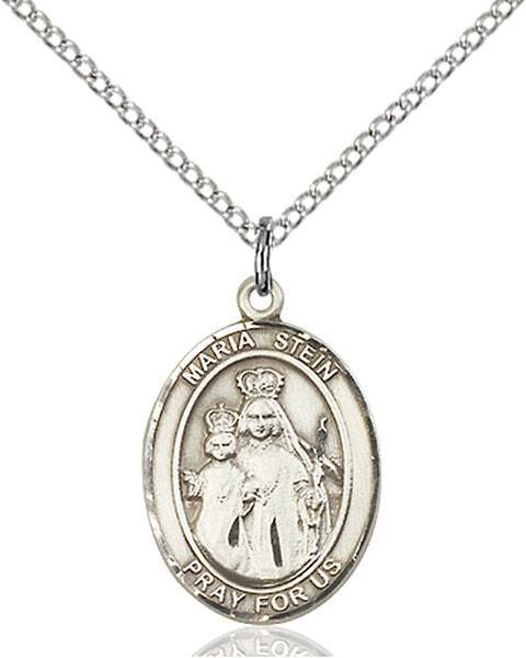 St. Maria Stein Patron Saint Necklace
