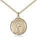 St. Matthias Necklace Sterling Silver