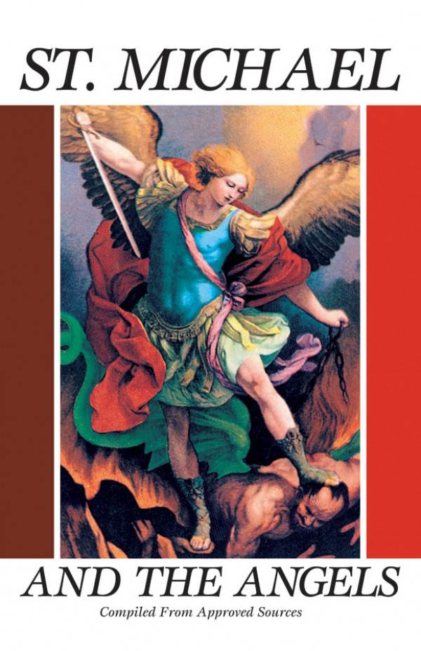 St. Michael And The Angels  978-0-89555-196-2