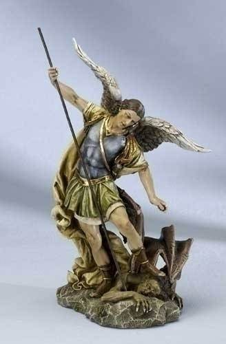 St. Michael the Archangel Statue