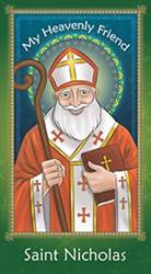 St. Nicholas Laminated Prayer Card