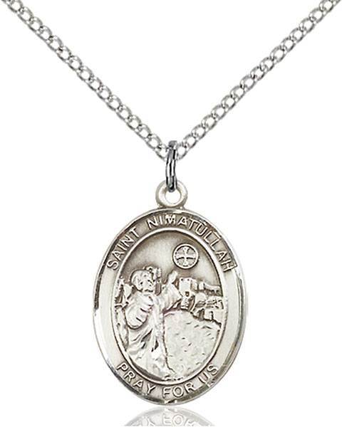 St. Nimatullah Patron Saint Necklace