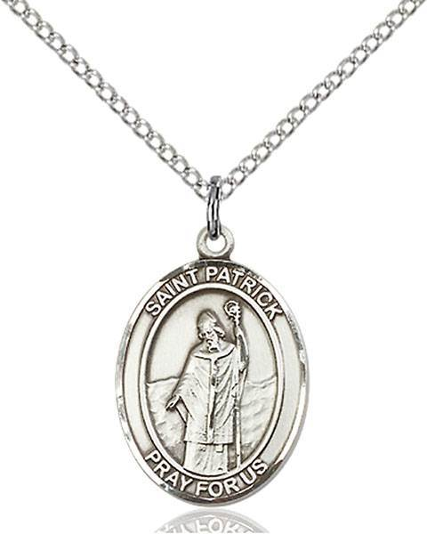St. Patrick Patron Saint Necklace