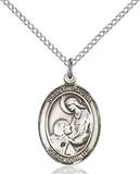St. Paula Patron Saint Necklace