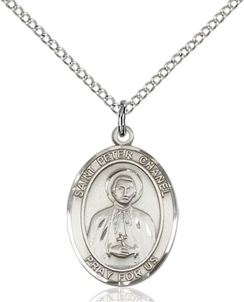 St. Peter Chanel Patron Saint Necklace