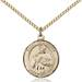 St. Placidus Necklace Sterling Silver